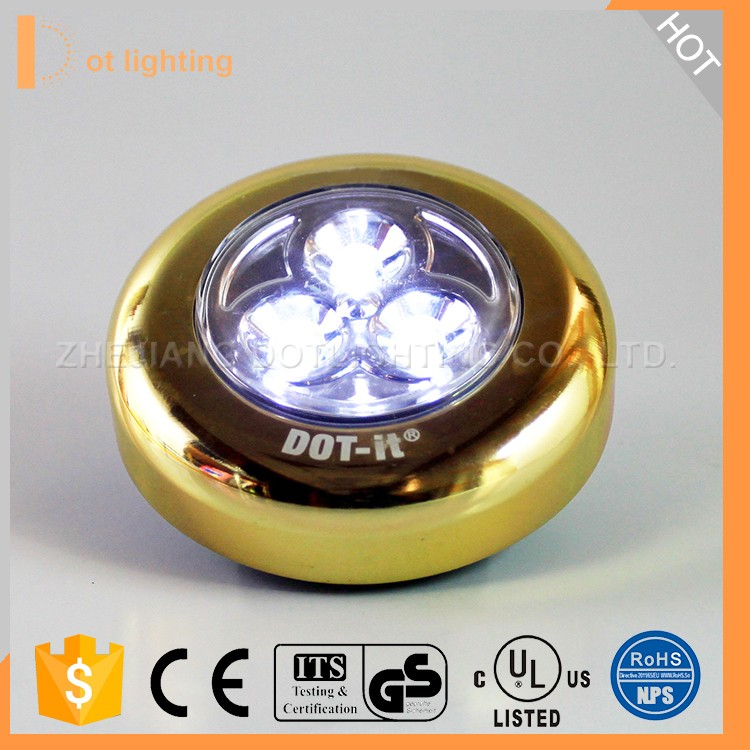 High Quality Stick-on Portable Led Night Light