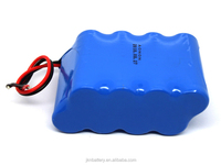 3.7v Rechargeable 18650 Li-ion battery pack