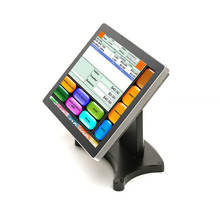 4G ram 64g ssd 12 inch POS Terminal/POS System/ EPOS All in one