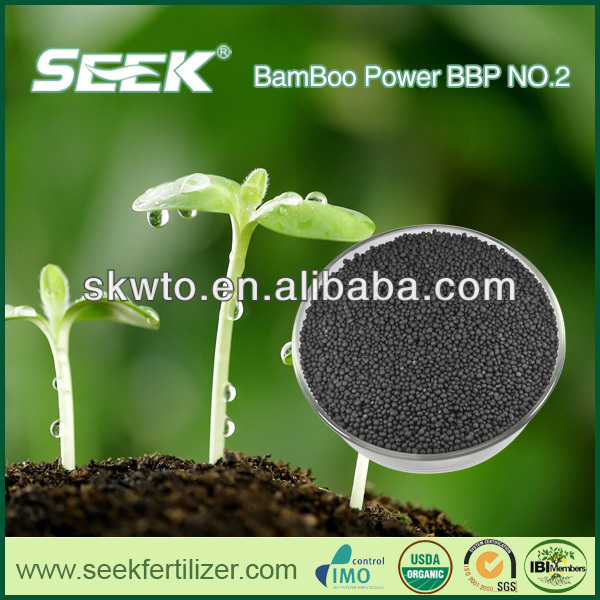 SEEK bamboo microbial fertilizer