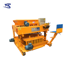 Industrial machine fly ash manual brick making machine price for sale