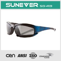 special print technology on motor sunglasses motorcycle eyewear