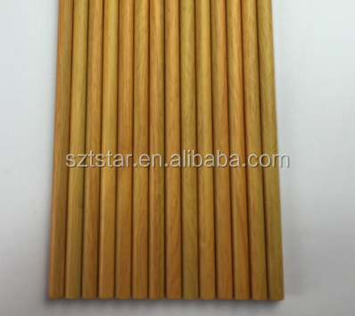 Wood grain arrow/pattern for pure carbon fiber arrow shaft tubes