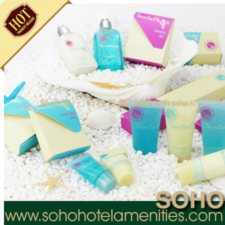 Disposable Biodegradable Hotel Size Toiletries