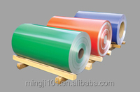 coated red aluminum foil roll for sale