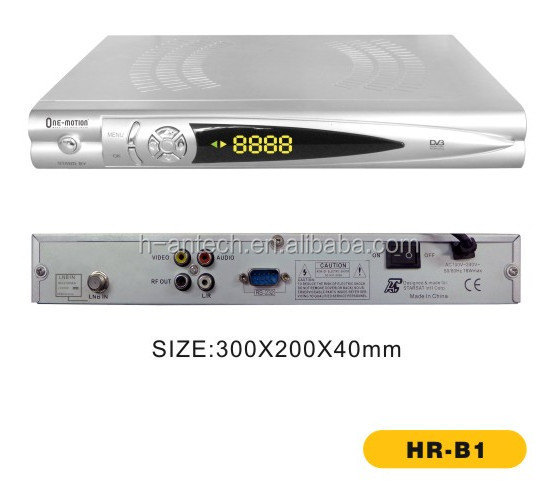 DVB-S Fta dvb satellite receiver