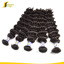virgin remy afro kinky curly hair weave equal to hair weft