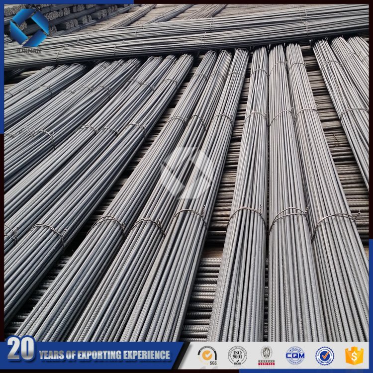 Dia5-50mm Deformed Steel Rebar