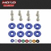 HOSO RACING 1set 8pcs Washers And