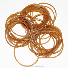 100% elastic rubber band