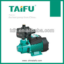 electric water pump flow control