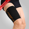High quality Thigh compression supporter sport athletic thigh support brace compressive sleeve