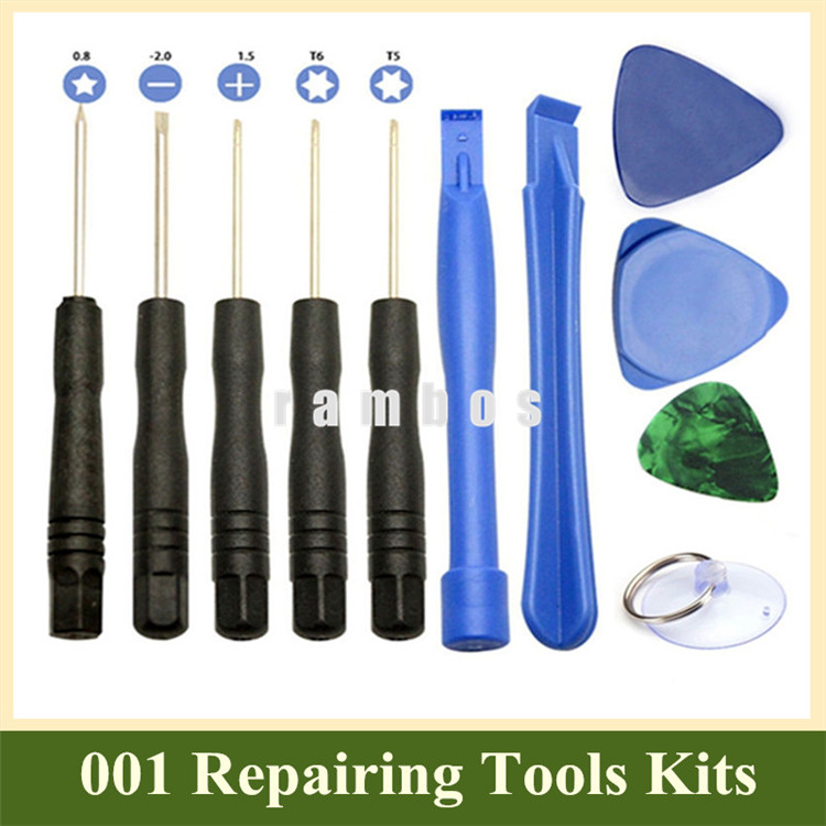 2016 Hot New Products Mobile Cell Phone Accessories Repair Opening Tool Screwdrivers Tools Sets Kits