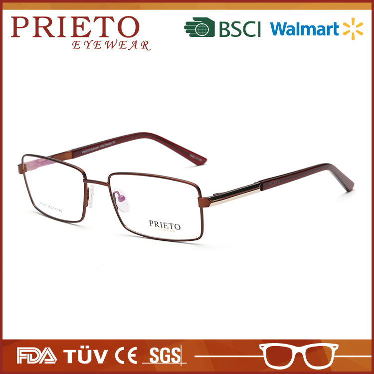 Various color vogue glasses man with high quality