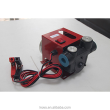 Portable Small Oil Engine Pump Machine, 12 volt, 24v, Durable Cheap dc Fuel Transfer Diesel Pump