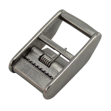 Stainless Steel Spring Loaded Cam Buckle
