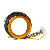 UL1007 PVC copper strand wire 18awg cable