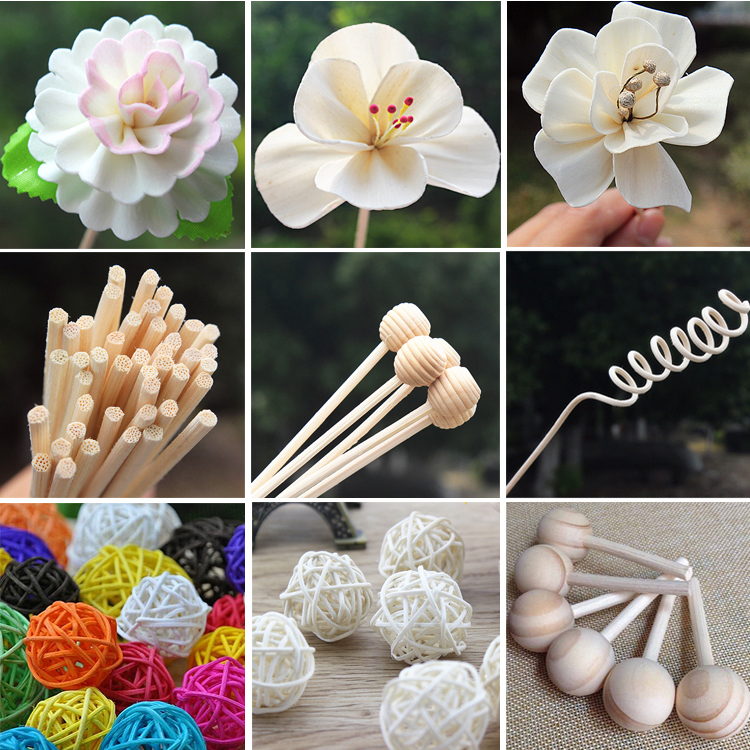 Decorative 120ml reed diffuser bottles wholesale