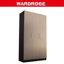 cheap wardrobe with cloth laminate designs