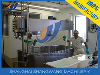 Complete cheese production ,Cheese making processing line ,cheese production equipment machine