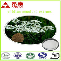 wholesale medicinal herbs cnidium monnieri extract osthole,hot sex women and animal plant osthole