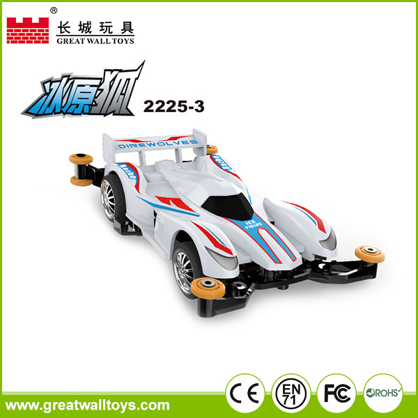 2017 eco-friendly design kids toy cars race track for boys in hot market