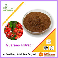 Pure Natural 10% 20% Caffeine Guarana Seeds Extract