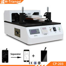 LCD Separator Machine /Semi-Auto Seperator to Repair Glass Touch Screen Separator Machine