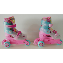Cheap Professional Land Roller Skate 3 Wheel Inline Skates For Children
