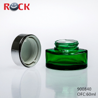 60ml glass jar cosmetic