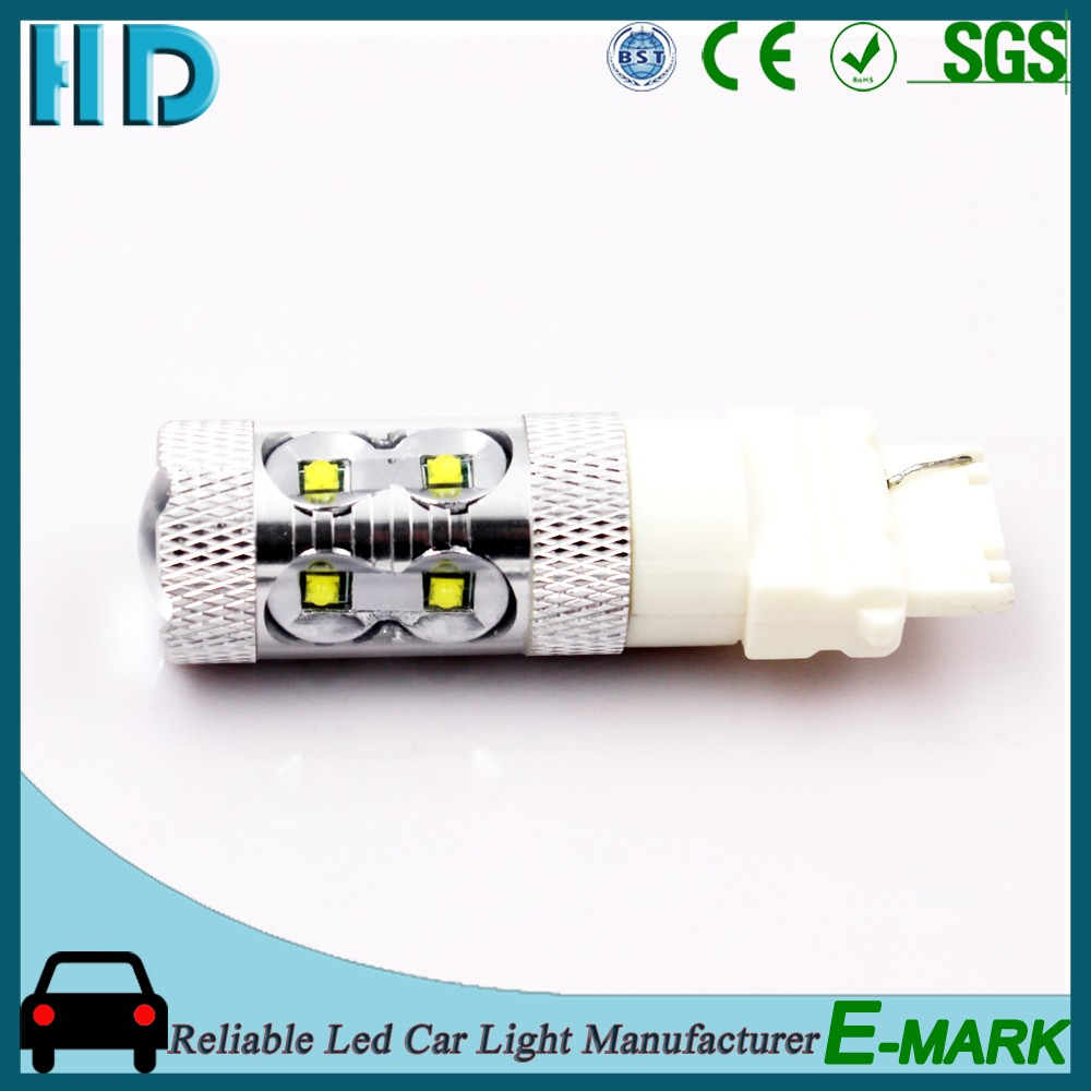 2016 Hot selling T25-3156-10SMD-5730-W-12V car led light, car brake lights