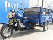 China Supplier Three Wheel Motorcycle Long Seats For Passenger In Cargo Box On Sale