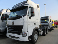 2015 hot sale HOWO A7 6x4 tractor truck faw tractor truck international tractor truck head for sale