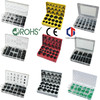 TC Rohs Certification Hardware Assorted As568 Rubber O-Rings