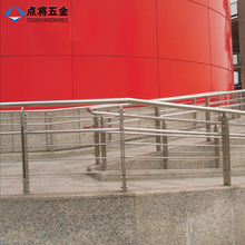 New design outdoor decorative banisters and railings for decking