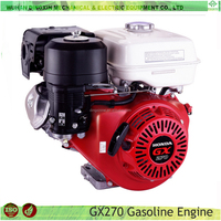 177F Lawn mover Spare Part Generator 9 HP GX270 HONDA ENGINE
