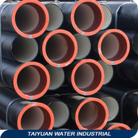 Class C, class k9 centrifugal casting iron or ductile iron pipe