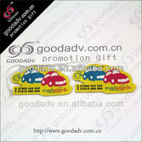 Hanging scent paper card cartoon car shape paper car air freshener