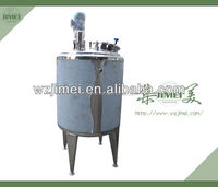 Stainless steel SUS 304 or SUS 316 Jacket mixing tank