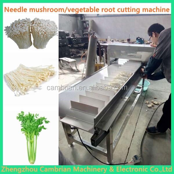 needle mushroom root cutting machine (18)