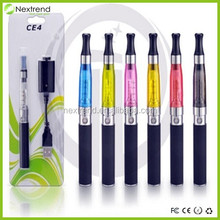 2015 Top popular e cig ego battery blister pack ego ce4 electronic cigarette
