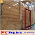 Golden Travertine tile For Sale