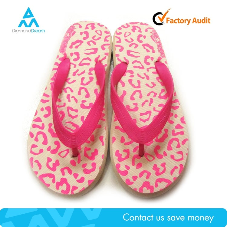 lady flat medicated slipper sandal shoe , wholesale flip flop slipper woman