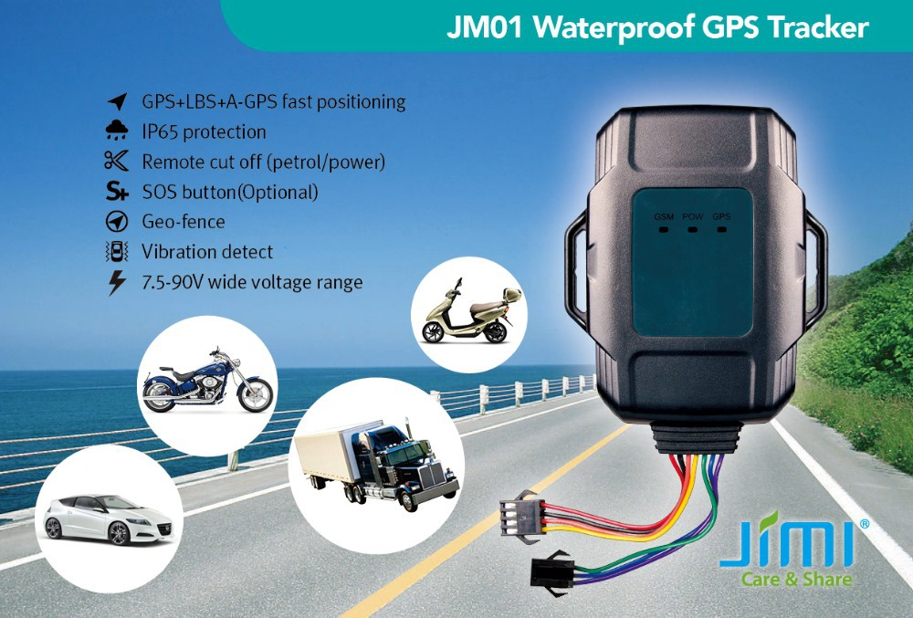 China TOP ONE GPS Tracker Manufacturer JIMI Care JIMI Share JIMI Track, obd ii gps gprs gsm car tracker
