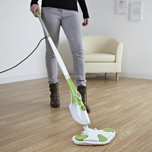 1250W handheld portable steam cleaner x6 6 in 1 steam mop CE ROHS as seen on TV