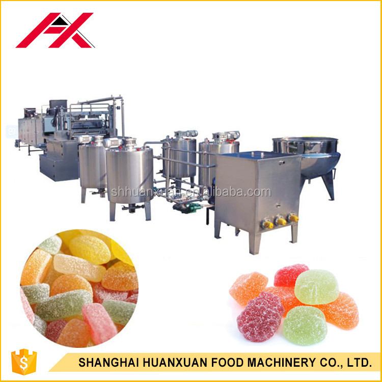 Hot Sale Low Price Candy Soft jerry Candy Toffee Candy Making Machine