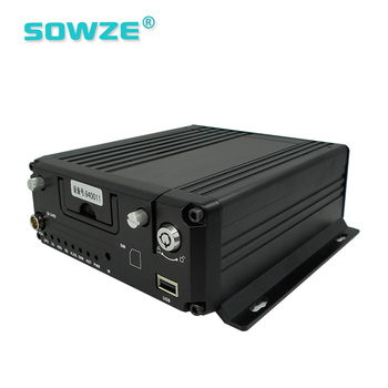 Black Box Car Mobile Dvr Vehicle Mobile Dvr Car Recorder 720P IP Hdd Mobile Car NVR
