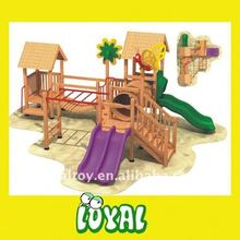 LOYAL wooden noah s ark playground equipment