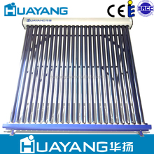 CE CCC ISO evacuated glass tube solar collectors