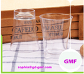 GMF christmas 2017 custom disposable plastic cups prices for selling